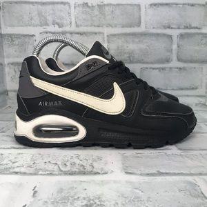 Nike Air Max Command Black White